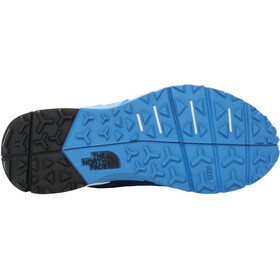 The North Face Flight Trinity Schuhe Damen clear lake blue/tnf black